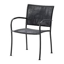 sedia da giardino ikea l繖ck纐 sedia con braccioli da giardino ikea