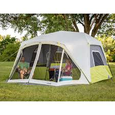 cabin tent 10 person instant cabin tent with screen room