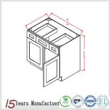 Ready Made Bathroom Cabinets by Ready Made Solid Wood Bathroom Vanity Cabinet Furniture View