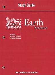 holt science and technology study guide answer key 100 images