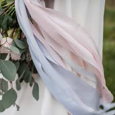 silk ribbon quartz and serenity dyed pastel silk ribbon by pompom