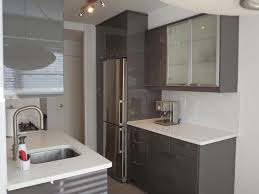 Grey Gloss Kitchen Cabinets Best Gray Kitchen Cabinets
