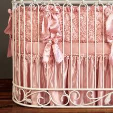 Oval Crib Bedding Luxury Crib Bedding By Bratt Decor