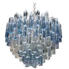 blue crystal chandelier light blue crystal chandeliers chandelier designs