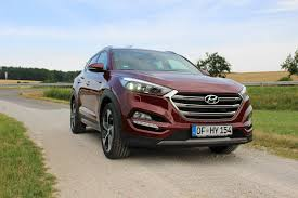 hyundai tucson 2016 review hyundai tucson 1 6 t gdi 177 hp european spec the korean