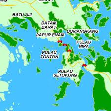 map batam singapore map bugis cube