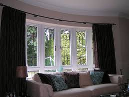 curtain trend babble window treatments for bay windows bow window