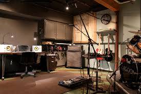build a basement studio david the tornado