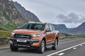 ford ranger 2016 ford ranger wildtrak bows at frankfurt motor show the news wheel