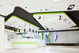 atrium lighting store shop e architect