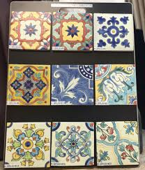 Mexican Tiles For Kitchen Backsplash Mexican Tile Mann Tile An Englewood Tile Store