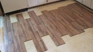 installing vinyl plank flooring over concrete carpet review
