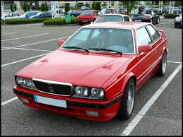 red maserati sedan photo collection maserati biturbo pictures to