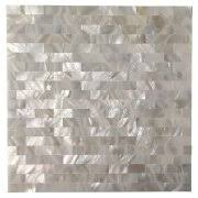 peel and stick kitchen backsplash art3d peel and stick kitchen backsplash tile of pearl shell