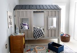 Bunk Cabin Beds Superior Bunk Bed 6 Diy Cabin Bed The House Of