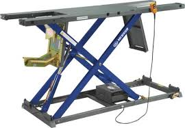 motorcycle lift table for sale k l mc655r hydraulic motorcycle lift