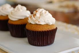 Pumpkin Spice Cupcakes For Childrens