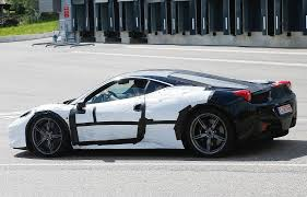 camo ferrari 458 ferrari spied testing turbocharged 458 here are the details