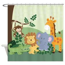 Animal Shower Curtain Kid U0027s Shower Curtains Shower Curtains For Kids Cafepress