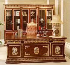 Rococo Interiors Dubai Office Classic Office Desks Classical Office Furniture Classic