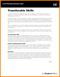 Transferable Skills Resume Sample by 8 Transferable Skills Resume Authorize Letter