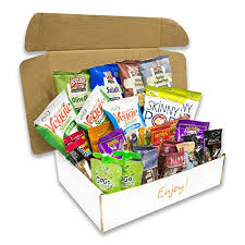 healthy care packages non gmo healthy snacks care package by snackage 30