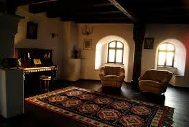 halloween holiday brasov romania bran castle interior my