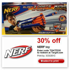 target black friday nerf nerf vortex or nerf n strike for 7 60 after coupon stack at target