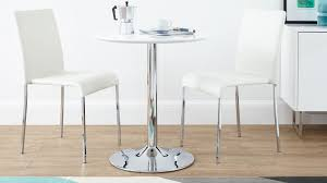 small white dining table round white dining table furniture