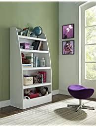 Enclosed Bookcases Bookcases Amazon Com
