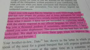 What Does Without Prejudice Mean On A Legal Letter by The Chismosa U0027s Guide To Mabinaldo Canon Chapter 1 Kathakoito