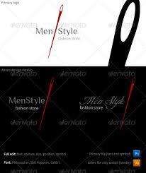 sartoriale fashion logo by walliq graphicriver