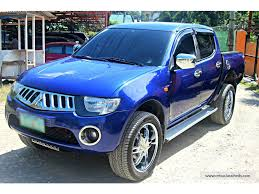 for sale mitsubishi strada glx 4x4 2007 model php 607k