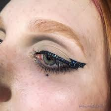 Bat Face Makeup Halloween by Bat Eyeliner Trend Popsugar Beauty
