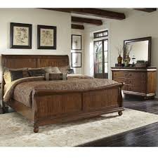 Bedroom Furniture Fayetteville Nc by Liberty Furniture Rustic Traditions Eight Drawer Dresser With