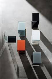 Table Console Extensible Alinea by Swan Clear Side Tables From Sovet Architonic