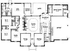 big house floor plans ingenious big house floor plans 2 story 7 traditional style on