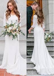 column wedding dresses buy discount wonderful lace v neck neckline sheath column wedding
