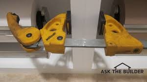 Kitchen Cabinet Clamps How To Connect Cabinets Ask The Builderask The Builder