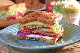 gourmet turkey gourmet turkey sandwich stock photo image of wheat mouthwatering
