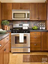 what color hardware for wood cabinets 48 beautiful kitchen backsplash ideas for every style