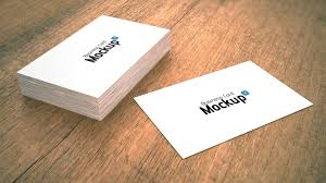 free business card template photoshop psd