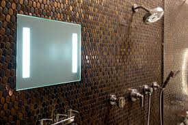 Fogless Bathroom Mirror | clearmirror usa heated fog free and led shower and vanity mirrors