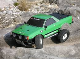 subaru brat custom subaru brat tamiya cc01 olympus digital camera flickr