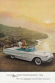 212 best thunderbird the car images on pinterest ford