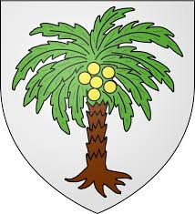 palm tree svg file blason de la ville de landser 68 svg wikimedia commons