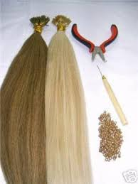 micro link hair extensions i tip micro links hair extension kit 22 silky european remy