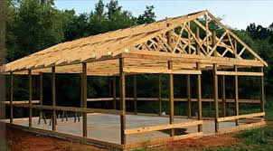 Diy Pole Barn How To Build A Pole Barn Construction Discover Woodworking Projects