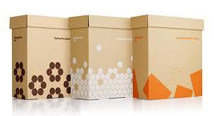 unique box unique askul garbage box package design exles pictures