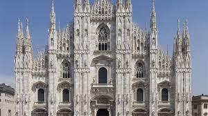 milan cathedral floor plan architecture duomo di milano